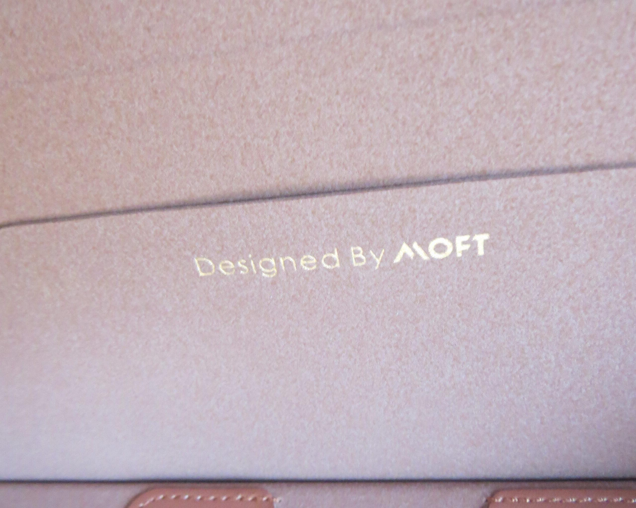 Designed By MOFTの文字