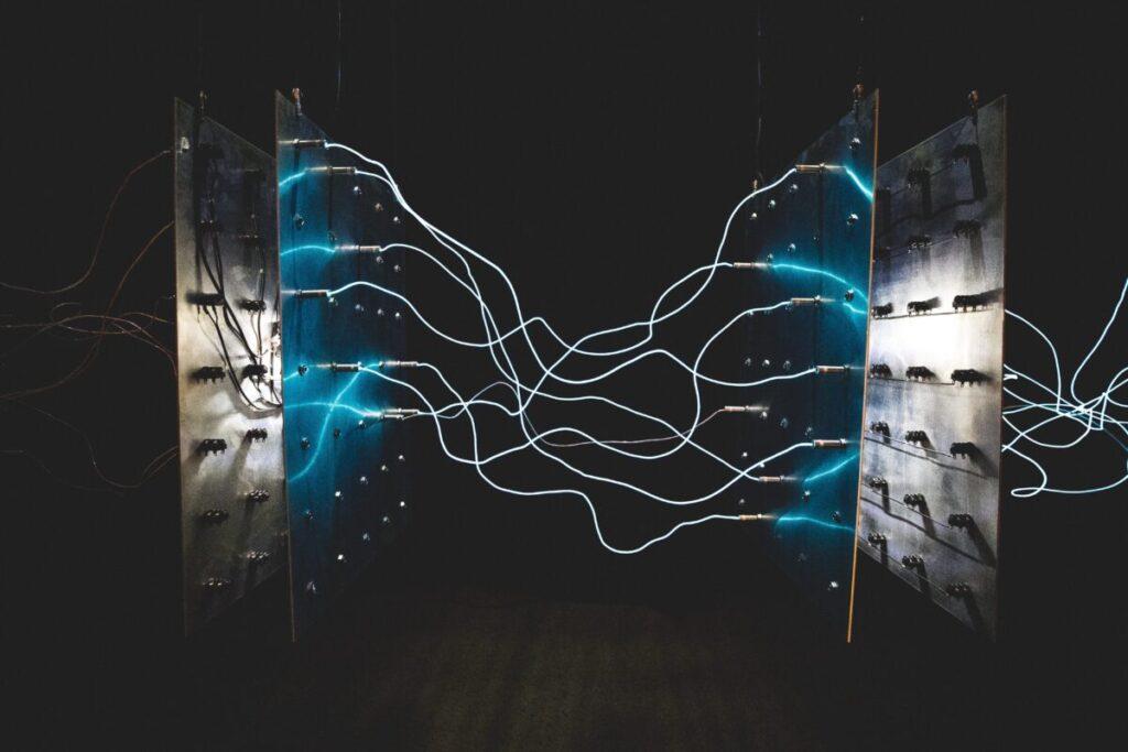 消費電力のイメージ